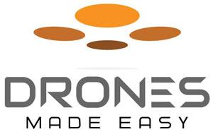 Drones made easy logo